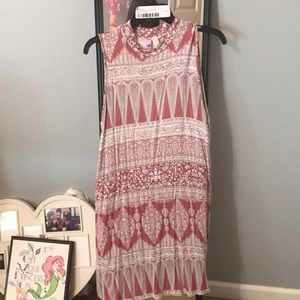 Francesca's cotton summer dress